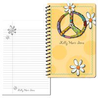 Hippie Chic Small Personal Journal