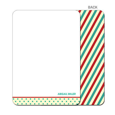 Bailey's Circus 2 Flat Notecard