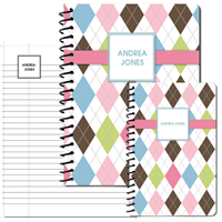 Argyle Connie Journal Set