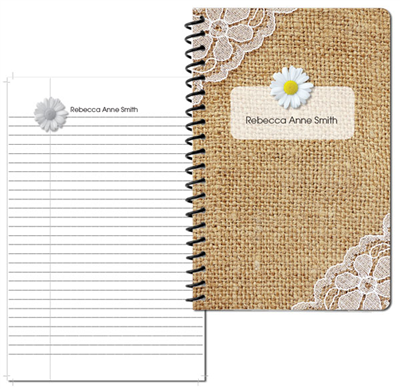 Daisy Dearest Small Personal Journal