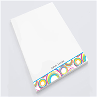 Hula Hoops  Notepad
