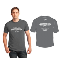 TLS  100% Cotton Cross Country ATHLETE  Shirt