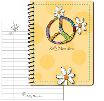 Hippie Chic Large Personal Journal