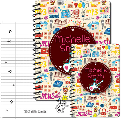 Rock Out Journal Set