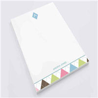 Argyle Connie Notepad