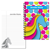 Crazy Horse Small Personal Journal 2014