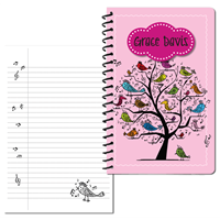 Song Bird Small Personal Journal