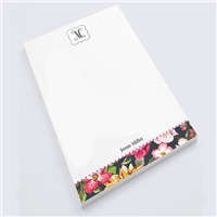 Tea in the Garden Notepad