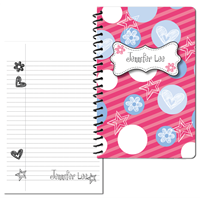 Gotta Be Girly Small Personal Journal