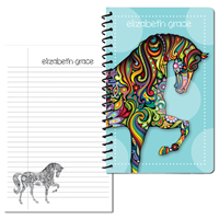 Horse Dreams Small Personal Journal