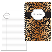 Leopard Small personal Journal 2014