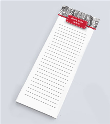 Totally Carmen Skinny Notepad