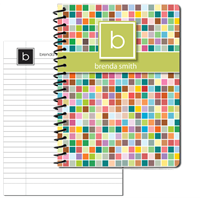 Frutti-Tutti Foursquare Large Personal Journal