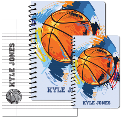 Basketball Journal Set