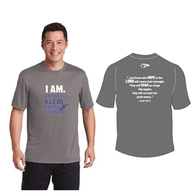 TLS FAN Dri-Fit style T-Shirt