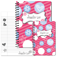 Gotta be Girly Journal Set