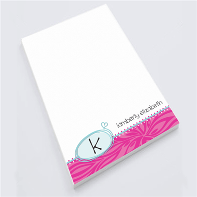 Diva Doll personal notepad