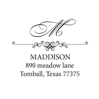 Maddison Meadows Stamp