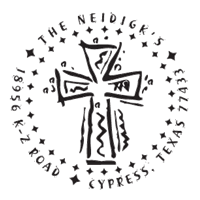 The Cross - Custom Stamp