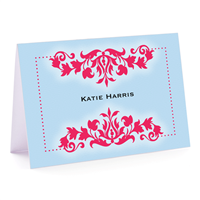 Elegant Katie - Fold Over Note Card