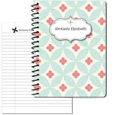 Forever Floral Large Personal Journal