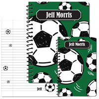 Soccer Journal Set
