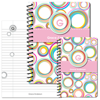 Hula Hoops Journal Set