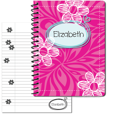 Diva Doll Large Personal Journal 2014